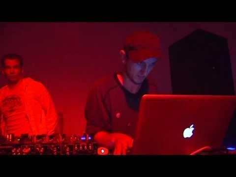 Techno Live Unity Dresden Night Tiefgarage Part1 Rohschnitt (HD)