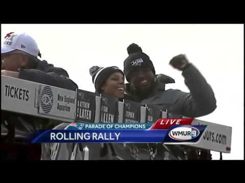 Parade Video: Matthew Slater
