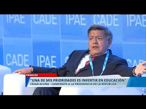 César Acuña: responde por qué la César Vallejo no está en el top de mejores universidades│RPP