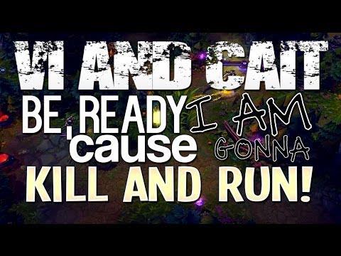 Instalok - Kill And Run (Breathe Carolina - Hit And Run PARODY)