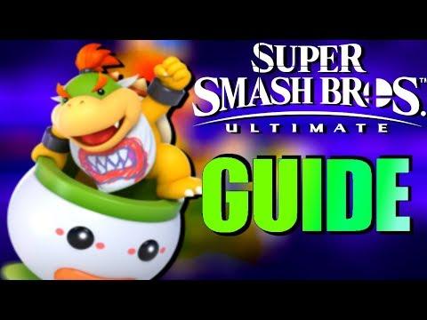 Bowser Jr Super Smash Bros Ultimate Guide Smash Bros Ultimate Bowser Jr Tutorial