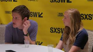 EIGHTH GRADE Interview - Bo Burnham & Elsie Fisher