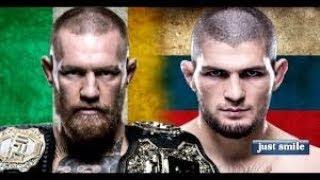 UFC GANGSTERS CONOR MCgregor and kHABIB NURmagomedov UFC 223 NEW!!!