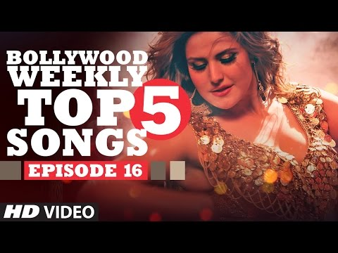 Bollywood Weekly Top 5 Songs | Episode 16 | Latest Hindi Songs | T-Series