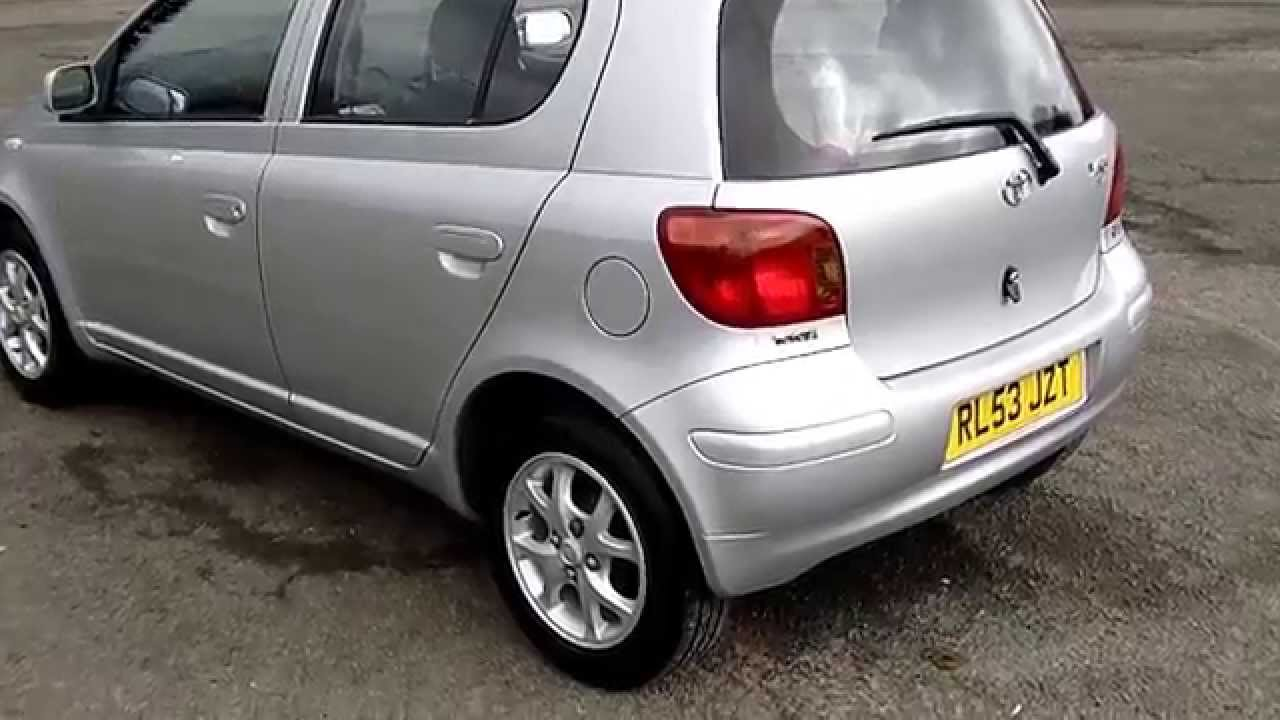 2004 toyota yaris 1 4 t spirit d 4d now sold youtube. Black Bedroom Furniture Sets. Home Design Ideas