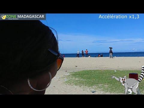 Plage Toamasina Tamatave dimanche 05 janvier 2020