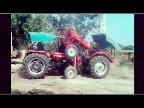 Tractor Fight Gone HORRIBLY WRONG