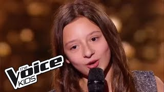 Repeat youtube video The Voice Kids 2016 | Maé – Dernière Danse (Indila) | Demi-Finale