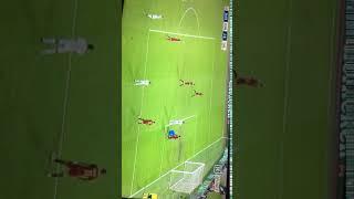 Morata incredible misses vs Roma