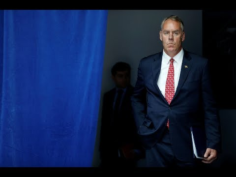 How a new ethics investigation fits into Ryan Zinke's other problems