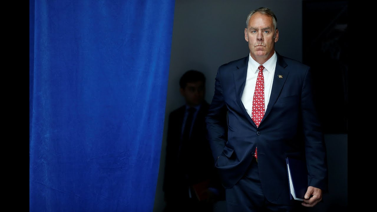 how-a-new-ethics-investigation-fits-into-ryan-zinke-s-other-problems