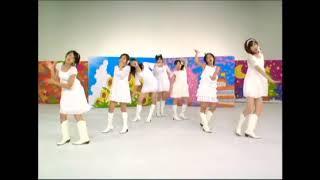 2007年7月18日発売のシングル『めぐる恋の季節』に収録されている白い衣装でのダンスショットバージョンです。テレビ東京系アニメ「ロビーとケロビー」オープニングテーマ。