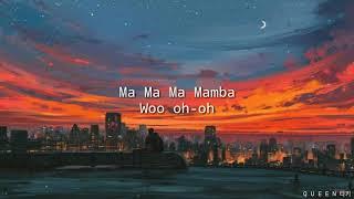 Download AESPA - BLACK MAMBA EASY LYRICS