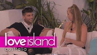Teddy sets his sights on Mac   Love Island Australia 2018