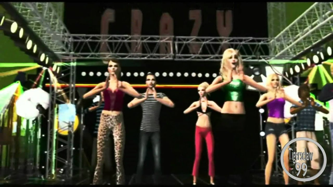Britney Spears - Drive Crazy Sims 2