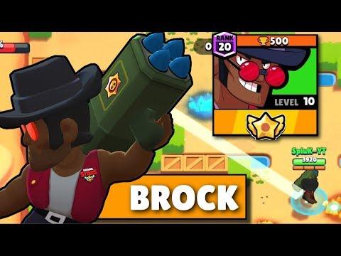 BRAWLERS A 500 COPAS ¡¡BROCK!!