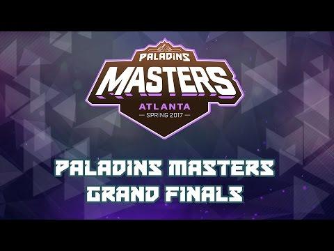 Paladins Masters 2017 - Grand Finals