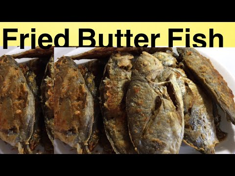 Fried Butter Fish