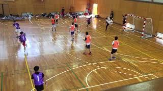 大阪市立大学ハンドボール部(vs愛媛大学B③)20170816