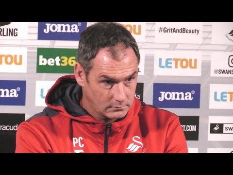Paul Clement Full Pre-Match Press Conference - Tottenham v Swansea - Premier League