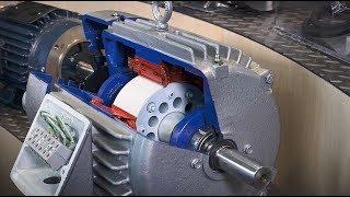LEESON Platinum e™ Motor