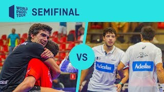 Resumen Semifinal Navarro / Lebrón VS Belasteguín / Tapia | Sao Paulo Open 2019