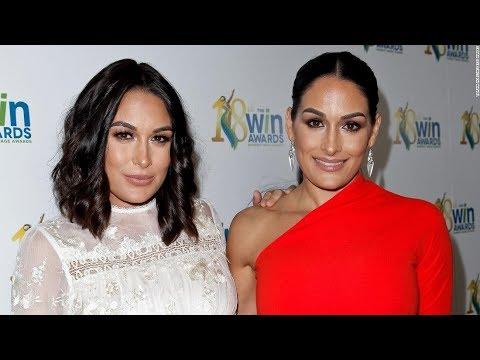 Nikki Bella and Brie Bella are both pregnant - CNN
