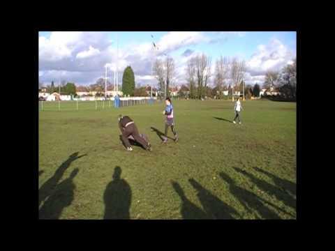 west Kent divas festive training two tribes