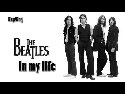 In my life (The beatles) Lyrics/Letras English/Español