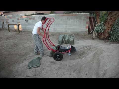 Www.sandubag.com  Sandubag The Ultimate Sand-bagging Machine.