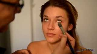 Saturday Night Fever Makeup by Mike Orphanides Thumbnail