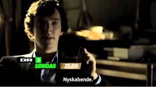 Sherlock  Farlig leg på  - DR3 (danish trailer)