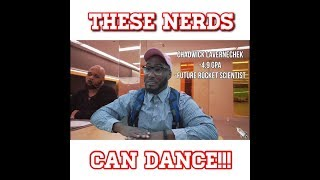 THESE NERDS CAN DANCE! / A HIGH SCHOOL LOVE STORY / CHOREOGRAPHY BY JOHNNIE CAMPBELL