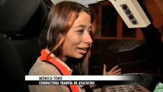 Mónica Toro, una de las conductoras del Tranvía, nos contó su experiencia [Noticias] - TeleMedellin