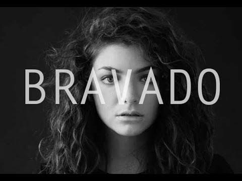 Lorde  Bravado LYRICS