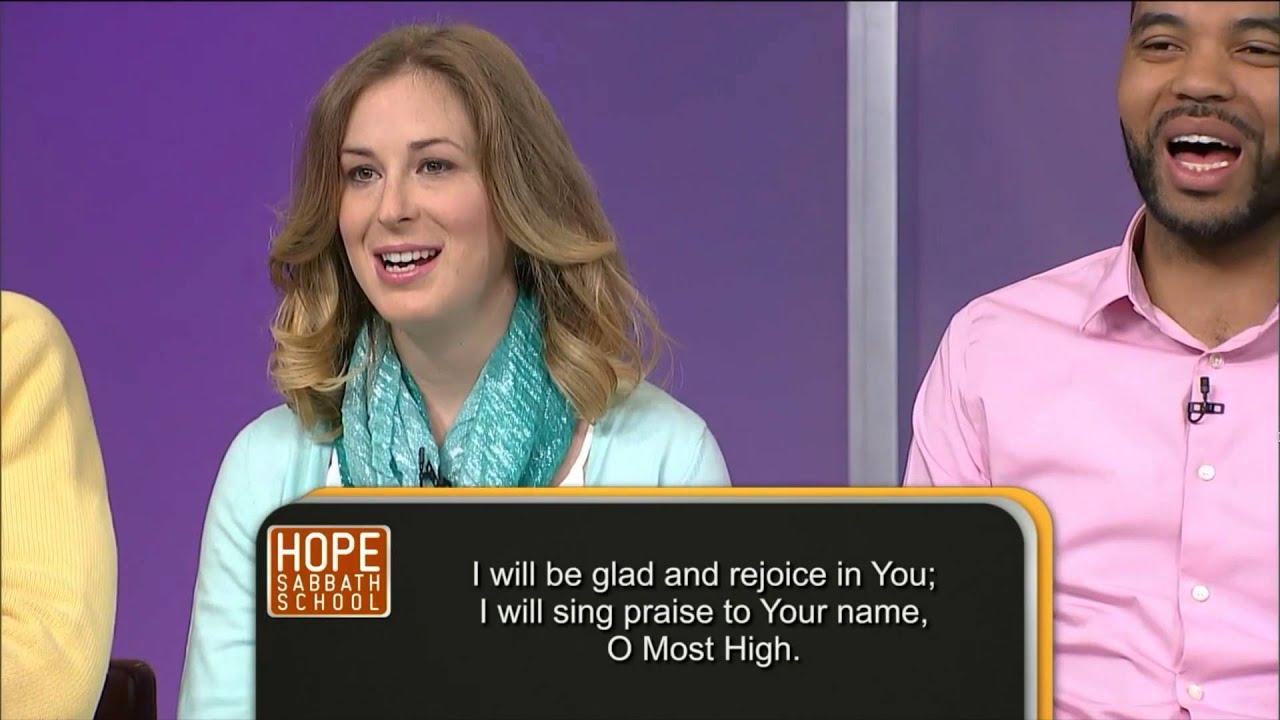 Hope Sabbath School: Lesson 1 - Crisis in Heaven (1st Qtr 2016)