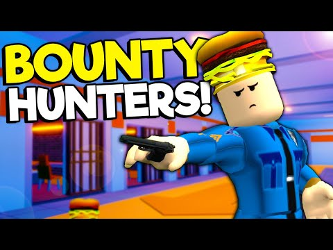 OB & I Became The Worst Police Bounty Hunters In Roblox Jailbreak Multiplayer!