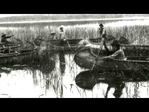 History of Rice Lake Village: A Look Back, Steele County