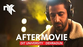 DJ NYK | DIT University | Dehradun | Aftermovie