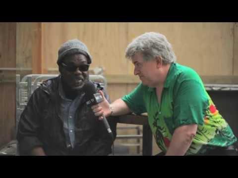 "ME1 TV Talks To... The Wailers' Aston ""Family Man"" Barrett"