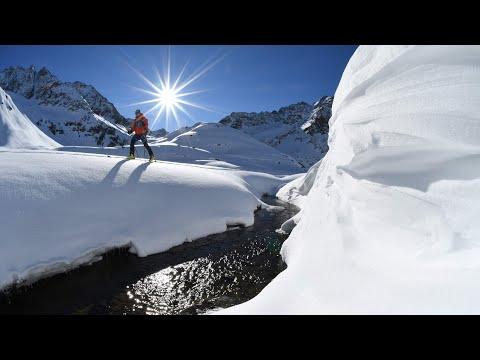 Skitour: Winnebachseehütte - Breiter Grieskogel - Schweinfurter Hütte
