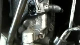 Problème de démarrage BMW 318 tds