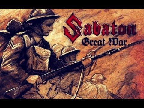 "Sabaton – ""Great War"" (Текст и перевод). - YouTube"