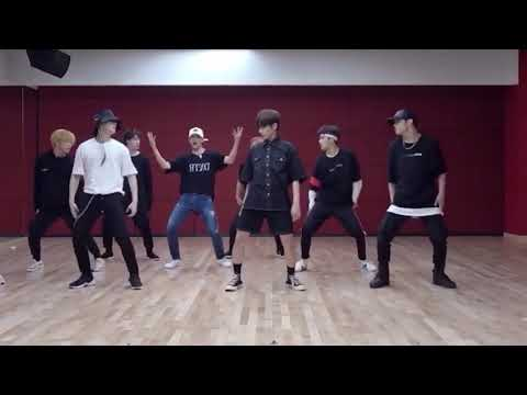 [MIRRORED] Stray Kids My Pace Dance Practice