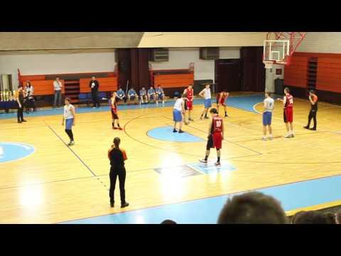 OKK ČELIK (BIH) - KK NOVA GORICA (SLO) (juniori U18)