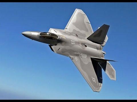 F22 ラプター(RCジェット機) @ RC航空ページェント F22 Raptor (RC Jet)