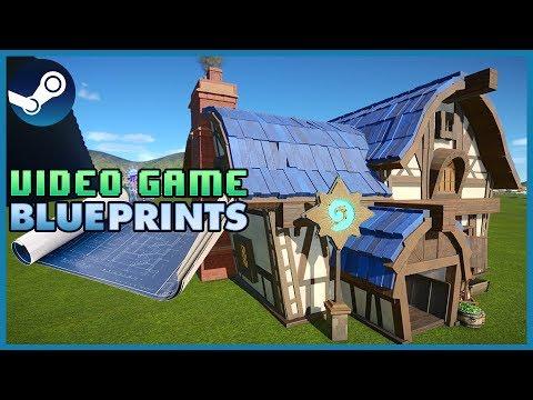 Blueprint Spotlight 22: Video Game Challenge! #PlanetCoaster