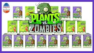 Plantas vs Zombies Huevos Sorpresa Parte 2 JuguetesYSorpresas