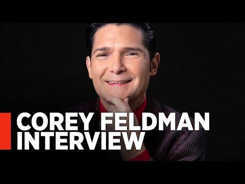 Corey Feldman Tells