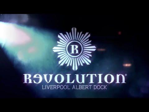 Revolution Liverpool Albert Dock